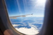 Andes Mountains Flight