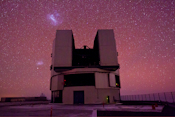 Paranal Telescope, Chile