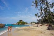 Tayrona Park Beaches Images